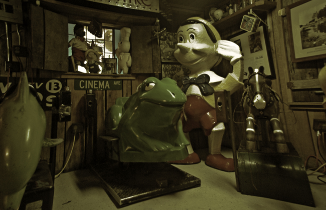 Pinocchio and Frog 650x420